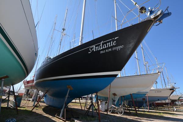 occasion 1978 whitby yachts 42 - annonces du bateau